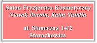 Salon Fryzjersko - Kosmetyczny ul. Słoneczna 14/2