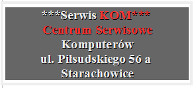 Serwis Kom Centrum Serwisowe