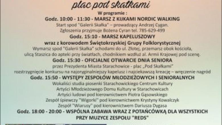 III Starachowicki Dzień Seniora