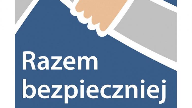logo programu razem bezpieczniej
